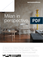Milan in Perspective 2012
