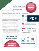 EducationUSA Virtual Fair Email-WEB Notice