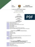 Codul Contaventional Al RM