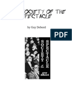 52176422 Guy Debord the Society of the Spectacle