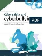 Cyberbullying Cybersafety