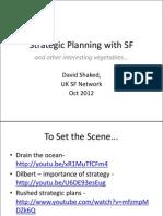 SF Strategic Planning