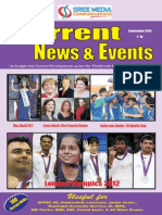 Sree Current Affairs SEPTEMBER