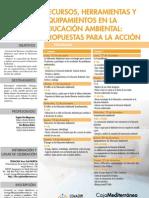 CEMACAM Torre Guil-Murcia. Curso. Recursos, herramientas y equipamientos en la Educación Ambiental. Diciembre 2012. Obra Social