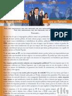 Boletín Servizos Públicos por riba de todo