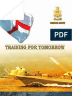 Indian Navy - Training for Tomorrow 2012