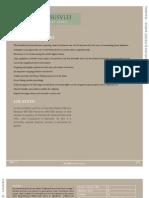 Sossusvlei Desert Lodge - Fact Sheet