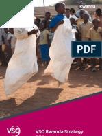 VSO Rwanda strategy 2012-17