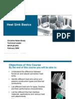 HeatSink Basics Cisco Core v6