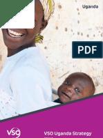 VSO Uganda strategy 2012-15