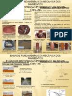 Materiais Aula 7 - Ensaios Mecânica dos Pavimentos v2003