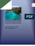 Ecologia en Las Islas Galapagos