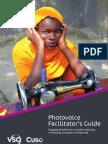 VSO Photovoice facilitators guide