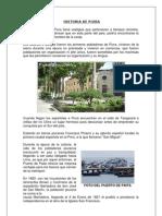 Historia de Piura