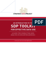 Introduction to the SDP Toolkit - HGSE