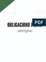 OBLIGACIONO-Perovic skripta