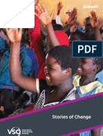 VSO stories of change - Malawi