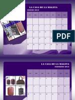 Calendario Grande