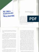 As 3 Ecologias