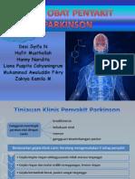 farmakologi obat obat penyakit parkinson