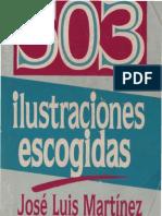 503 Ilustraciones Escogidas- Martinez, Jose Luis