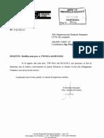 Nota Aziendale Rettifica Prot 3794 Del 10 Ott 2012