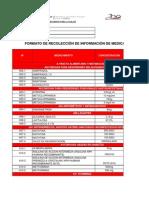 Nuevo Formato Para Solicitud de Medicamentos y Mmq.