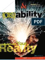 (dis)ability (2010) by jobpostings Magazine