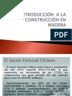 INTRODUCCIÓN  A LA CONSTRUCCIÓN EN MADERA