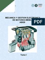 Mecanica y Gestion Electronica de Motores Diesel Audi