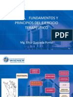 01-Clase Bases,Fundamentos y Principios Del Ejercicio Terapeutico