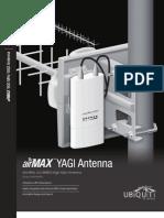 AirMAX 900MHz YAGI Antenna