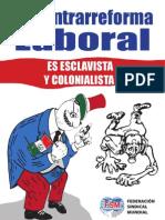 Diptico Reforma Laboral