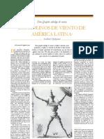 Los Molinos de viento en América Latina