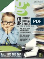 G2G (2012) by jobpostings Magazine