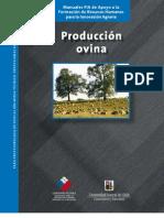 Produccion ovina