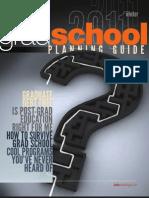 Grad School Planning Guide (Winter 2011)