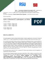 Regolamento Premio Letterario Pina D'Agostino