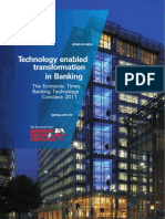 Technology Enabled Transformation in Banking 2011