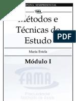 Metodos Tecnicas Estudo Md1