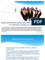 Why Denali Dental PowerPoint (Final)