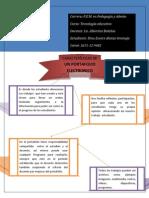 Caracteristicas de Un Portafolio Electronico Dina