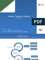 Interfaz Persona-Máquina - Fundamentos de la Ergonomía