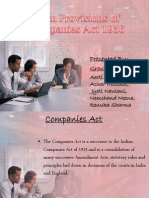 mainprovisionsofcompaniesact1956-110507102507-phpapp02
