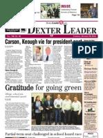 The Dexter Leader Oct. 18, 2012