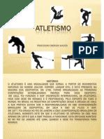 atletismo 9 ano 3º Bimestre