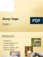 Savory Soaps
