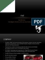 Team Micronesia-FIAT Media Pitch