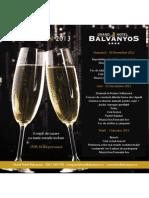 Revelion 2013 Grand Hotel Balvanyos