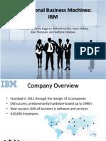 IBM Stock Valuation-PPT